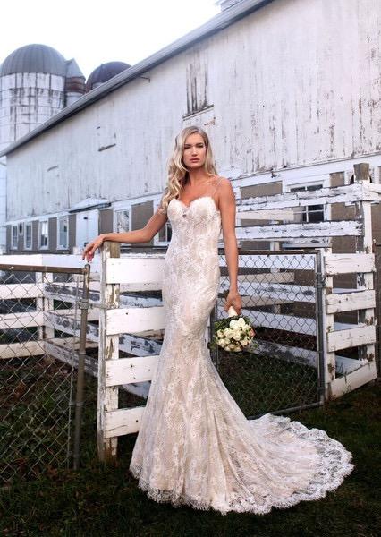 Marisa » The Blushing Bride boutique